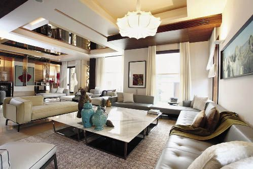 Steeped in grandeur inside outside magazine also transitional design rh za pinterest