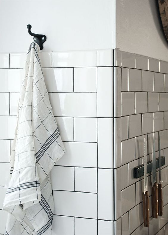 sick of subway tile 7 different