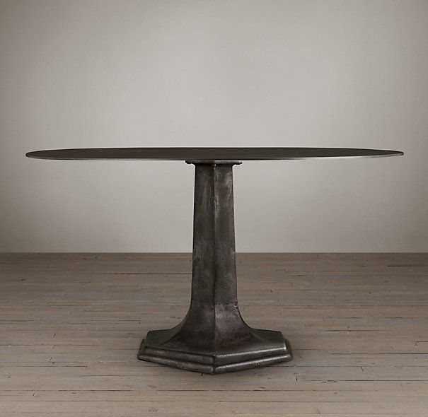 1940s Belgian Metal Dining Table Dining Table Metal Dining Table Game Table And Chairs