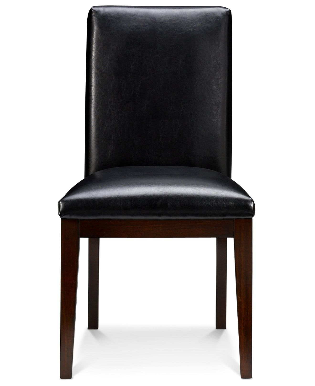 Sensational Corso Dining Chair Black Leather Dining Chairs Pabps2019 Chair Design Images Pabps2019Com
