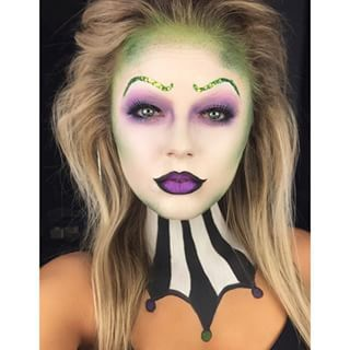 beetlejuice makeup - Google Search