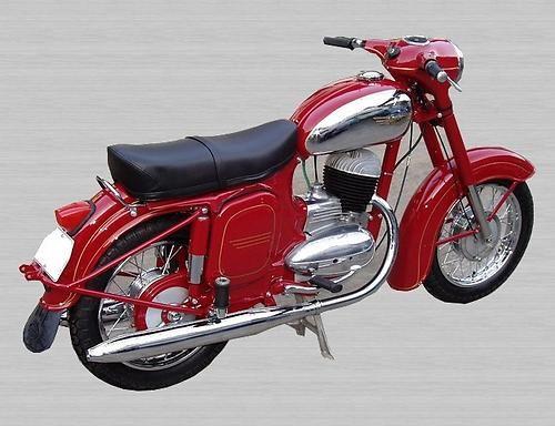 Jawa 250 Panelka Jawa 250 Typ 559 Panelkajawa 250 Typ 559