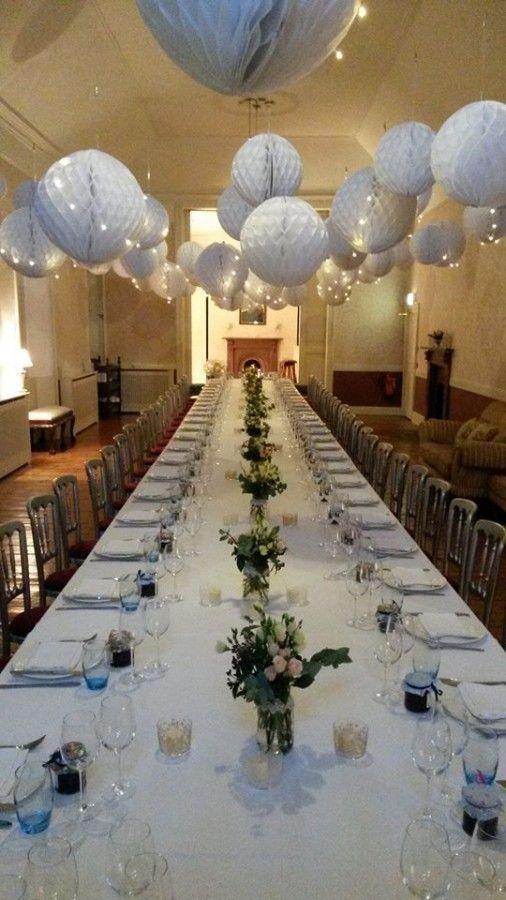 The Dining Room At Preston House Alternative Wedding Venues