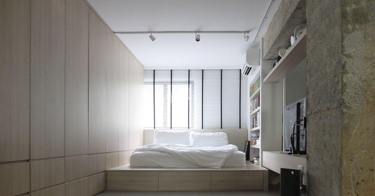 Calming Bedroom 0932 Design Consultants A 3 Room Hdb 4 Room Hdb Renovation Project Yishun Octob In 2020 Bedroom Design Small Bedroom Designs Minimalist Bedroom Design
