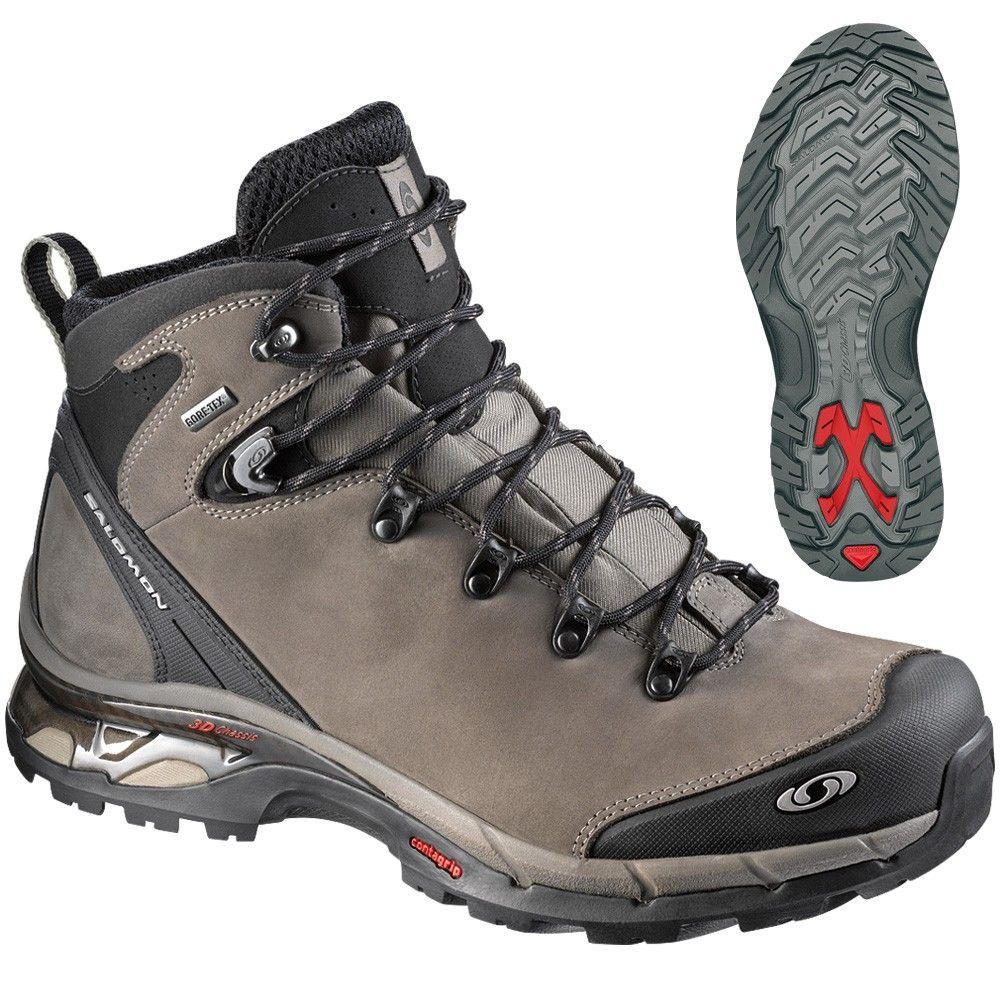 505af9cce1b Ready to go to explore - Salomon trek shoe 722 ron