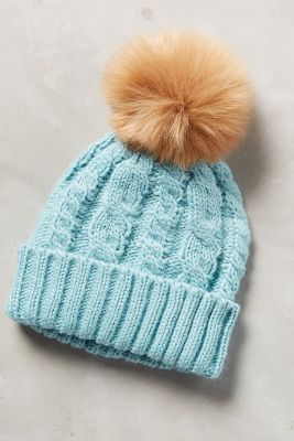 98c2d2dac Sidonie Pom Beanie | {wish list} | Winter hats, Knitted hats, Pom ...