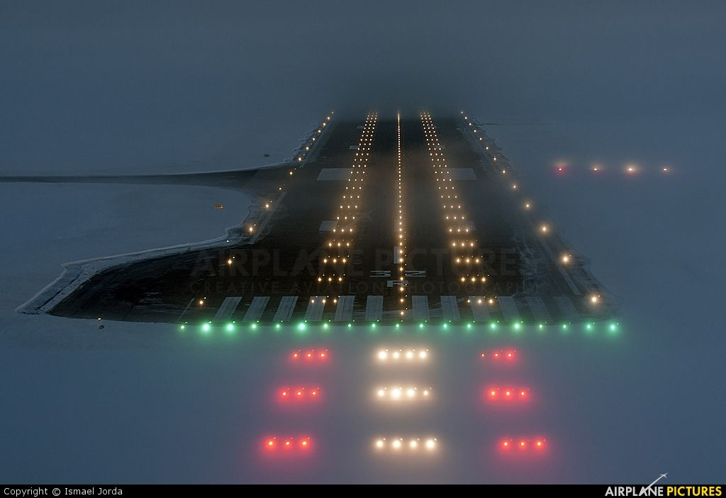 Airport Overview Aircraft At Moscow Domodedovo Photo