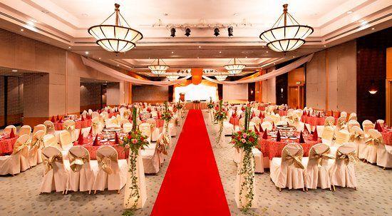 The Royale Chulan Bukit Bintang Wedding Venues Table Decorations Wedding