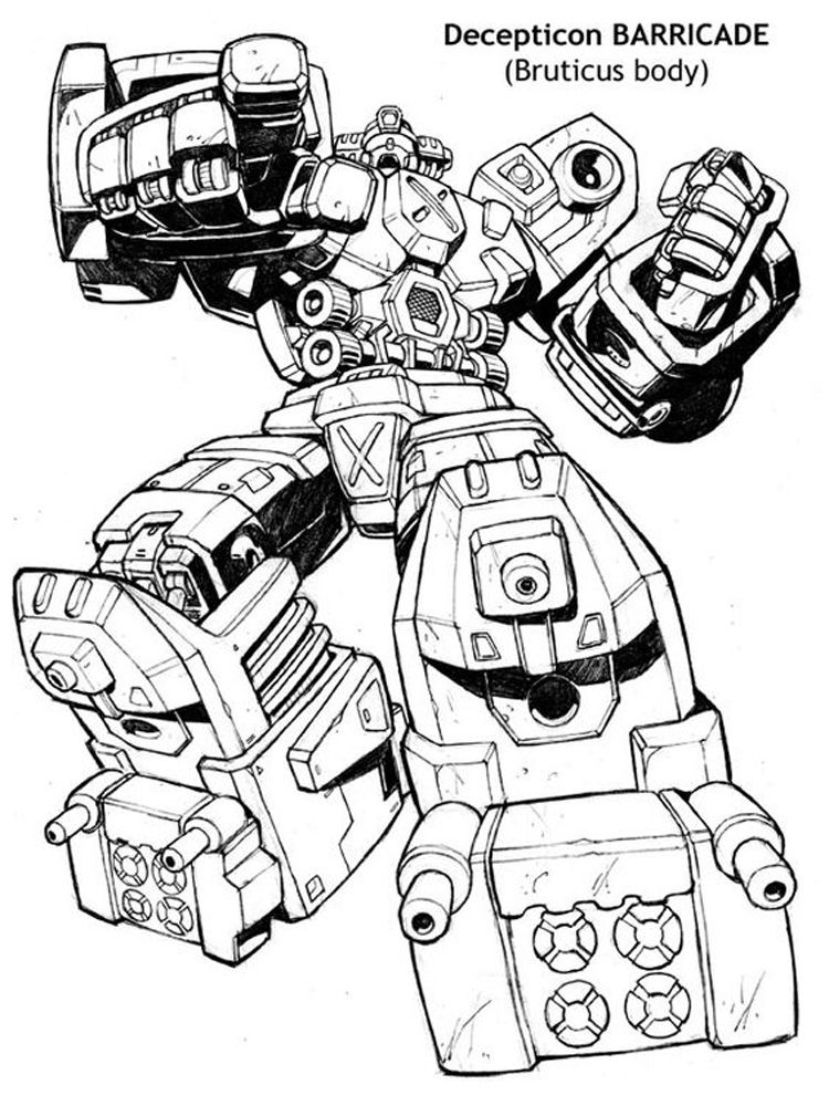 free coloring pages for boys transformers costume | Transformers Coloring Pages | Transformers coloring pages ...