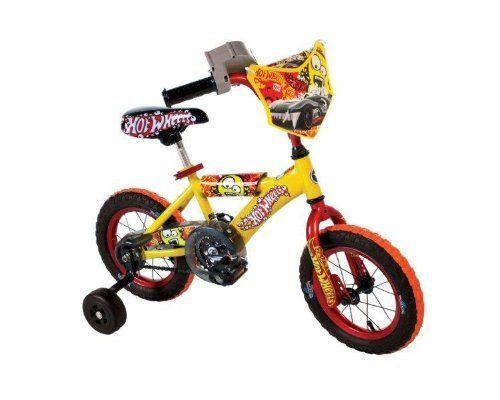 Dynacraft Boy S Hot Wheels Bike 12 Inch By Dynacraft 58 99 12