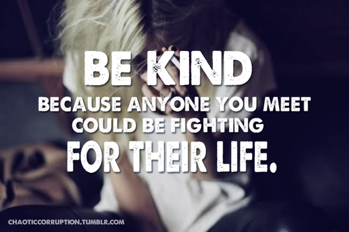 Sad Quotes About Bullying Tumblr: 17 Anti-Bullying Pictures For The Classroom
