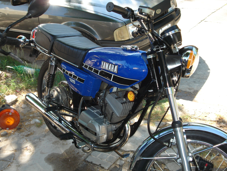 Yamaha Rx 125 1980 Mi Primera Moto Yamaha Rx100 Classic Bikes