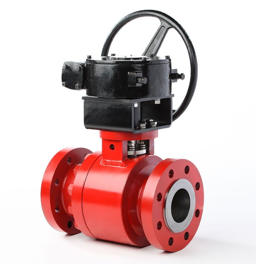 "Designed for the harshest applications, the Severe-Tek line outperforms other metal-seated ball valves on the market. 1/2"" to 36""; larger upon request. Standard temperature ranges of up to 1100F (higher by request), pressures of ASME 150-4500 and higher. Available end connections include hubs, socketweld (ASME B16.11), buttweld (ASME B16/25), raised face and ring-joint, and custom. Each Severe-Tek valve is custom made for each customer and application…"