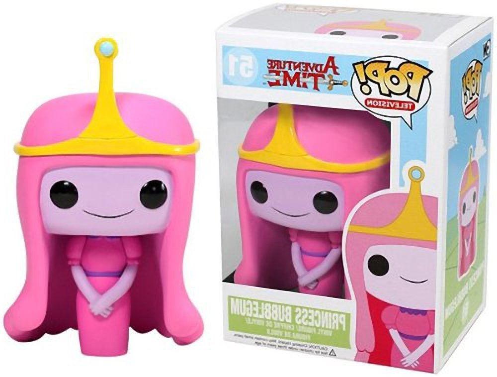 Princess Bubblegum Funko Pop X Adventure Vinyl Figure Time Adventure Time Princesses Pop Vinyl Figures Funko Pop Toys