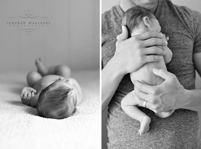 Ideas for newborn pics