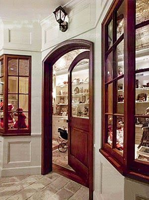 The Devoted Classicist Displaying Collections House Celebrity Houses Home,Michelangelo David Head Sculpture