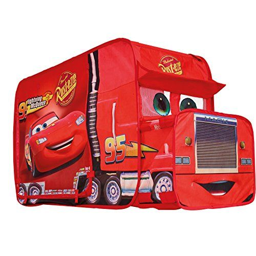 lightning mcqueen pop up tent.cheapest