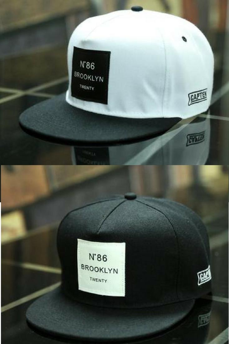 069ccb8c 2018 New BROOKLYN Solid Fashion Hip Hop Cap US $19.95 & FREE Shipping. #cap  #fashion #clothing #hiphopcaps
