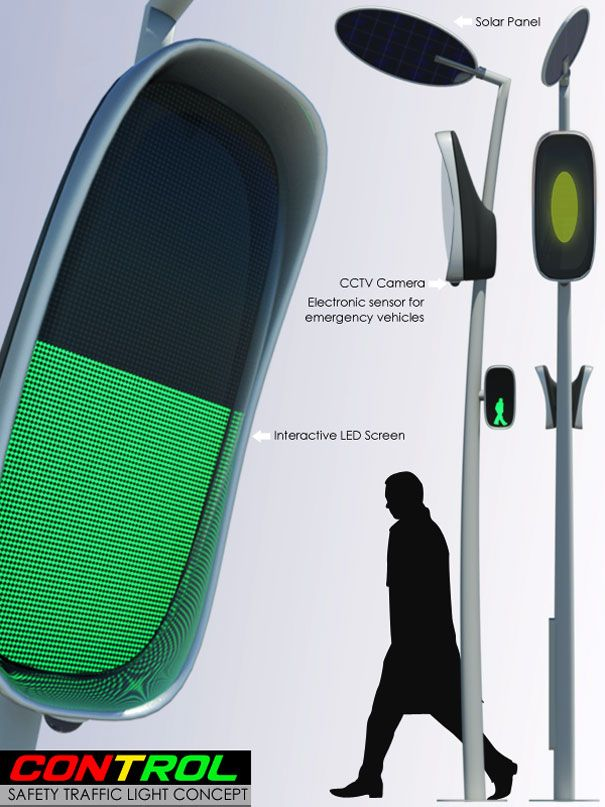 Control Safety2 Traffic Light Traffic Smart City