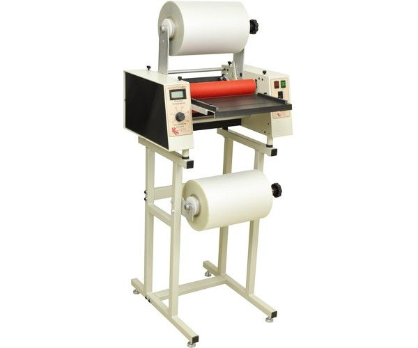 Pro Lam 1200hp 12 Inch Commercial Roll Mounting Laminator Plus Stand Laminators Mounting Standing