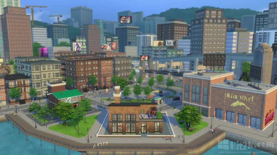 The Sims 4 City Living Internal Reloaded Free Download