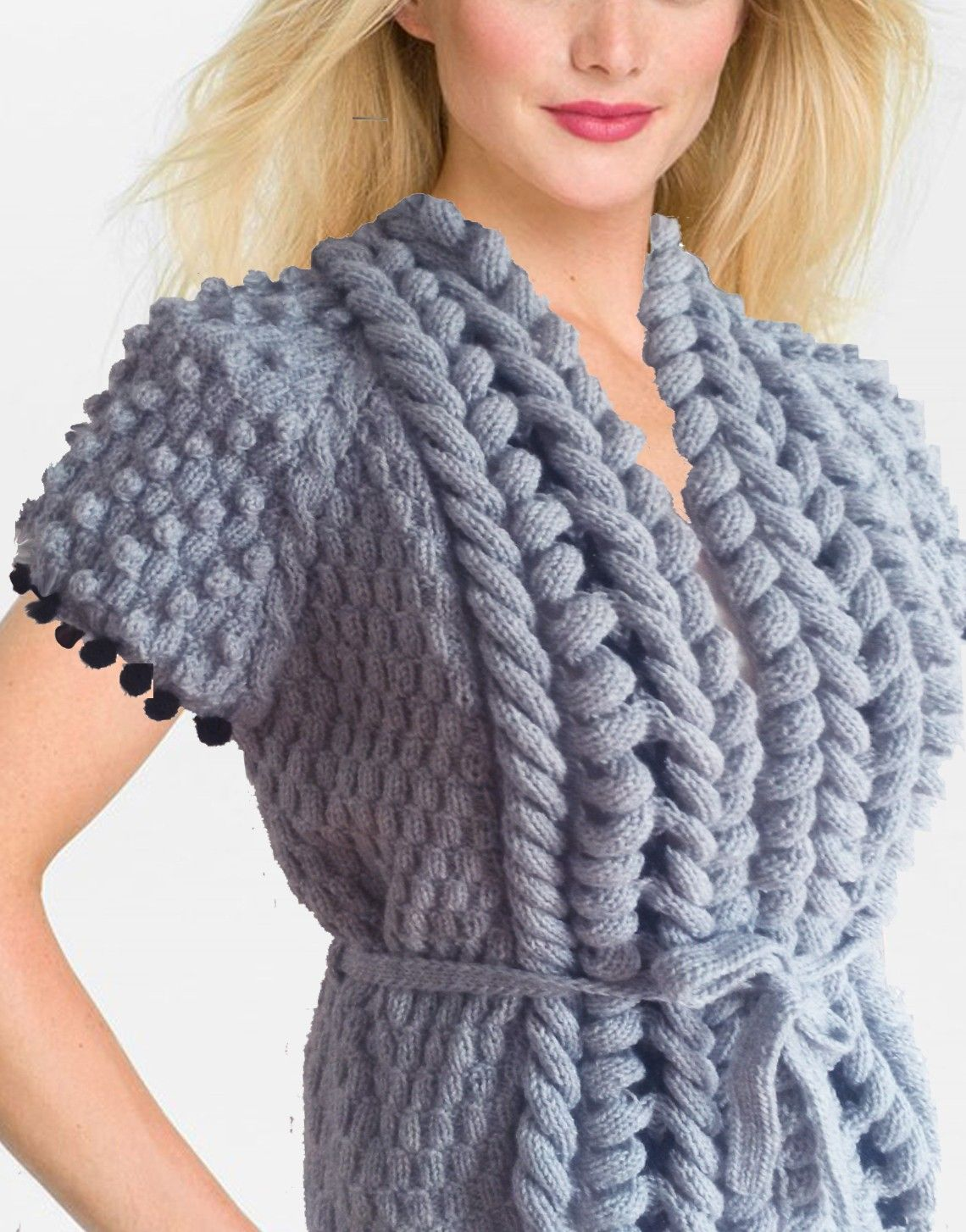 Hand knit original