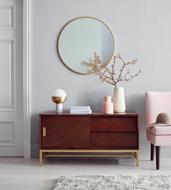 14 stores like west elm to buy mid century modern furniture my castle decora o aparador. Black Bedroom Furniture Sets. Home Design Ideas