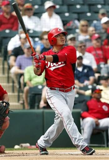 Reds Angels Spring Baseball - Yahoo! Sports Photos