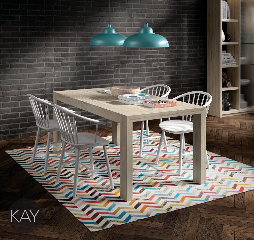 Mesas comedor y mesas centro del catálogo KAY | MESAS | Pinterest ...