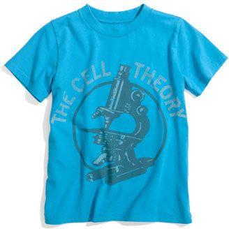 Peek 'Cell Theory' T-Shirt (Toddler, Little Boys & Big Boys) thestylecure.com