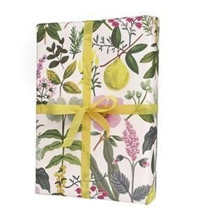 Papier d'emballage - Jardin d'herbes