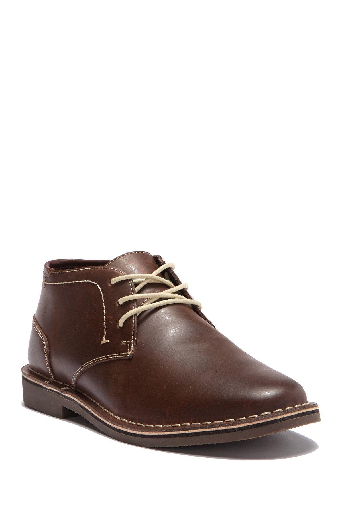 3a1818cccf79 Desert Sun Leather Chukka Boot - Wide Width Available