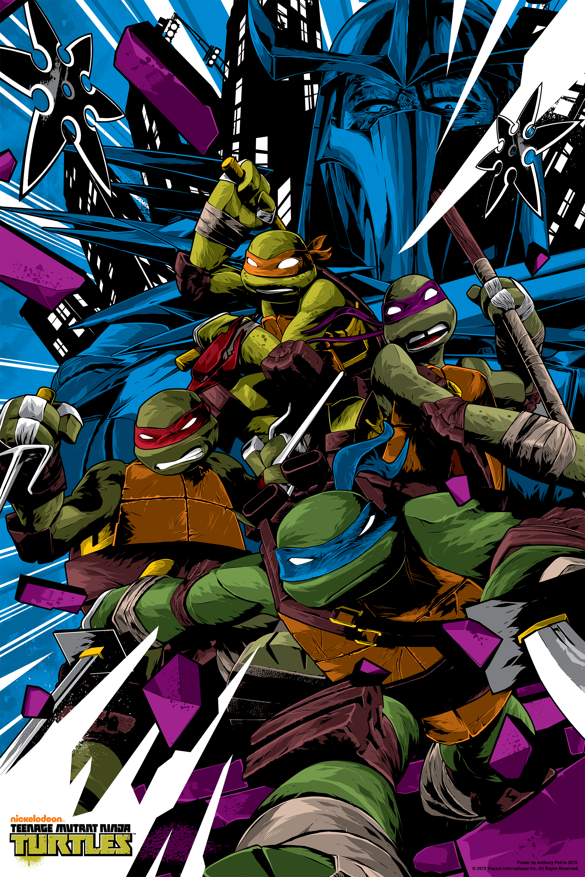 Anthony Petrie Tmnt Dvd Poster Insert Teenage Mutant Ninja Turtles Artwork Tmnt Art Tmnt Wallpaper