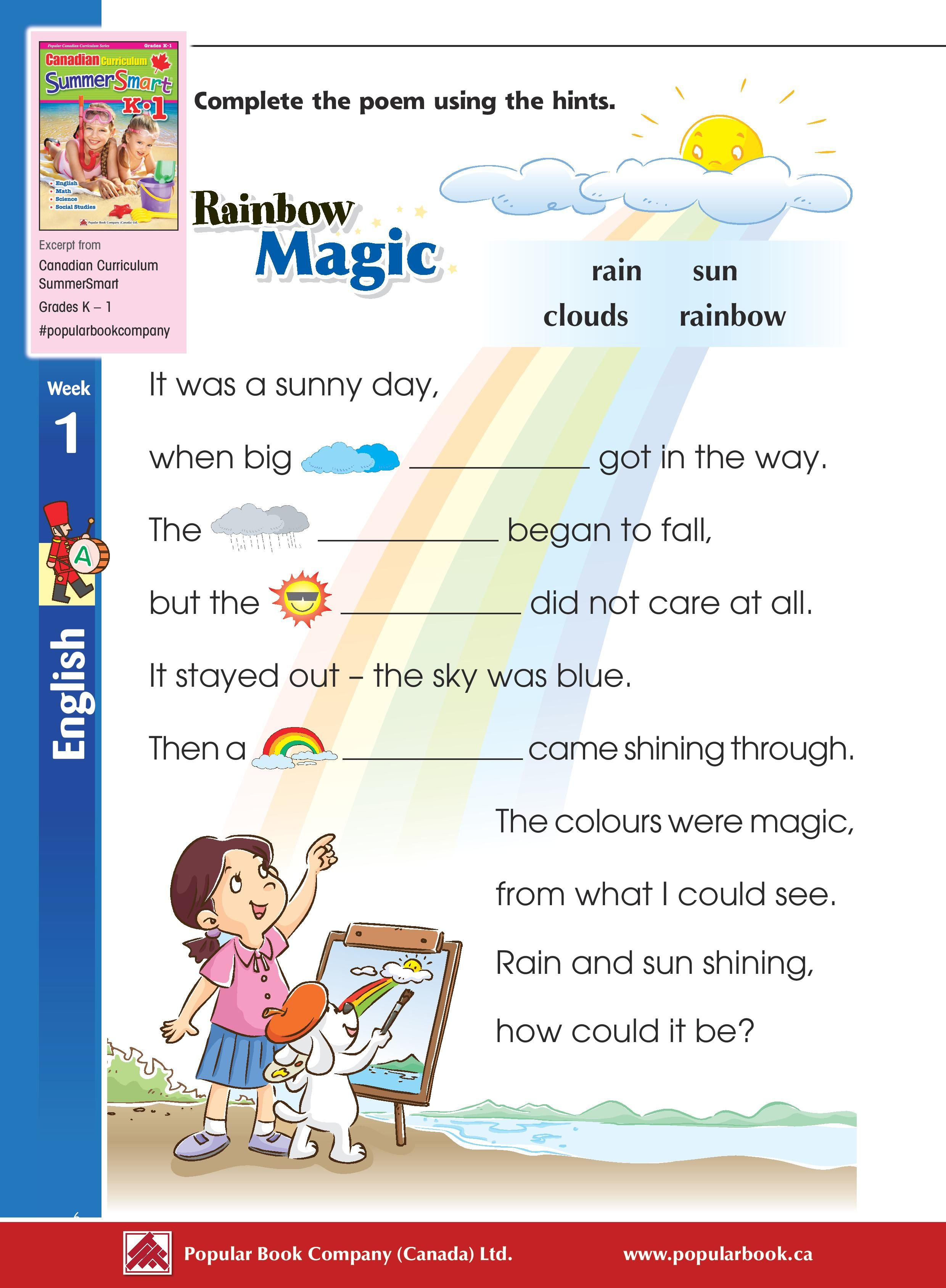 Download the free sample pages below to let your child try out some ...