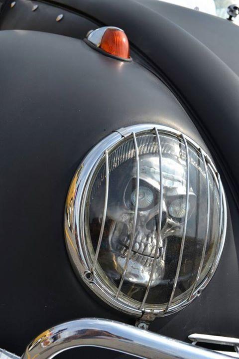 Skull Light Rat Rod Skull Light Skull