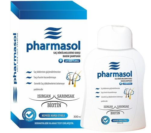 Pharmasol Panosundaki Pin