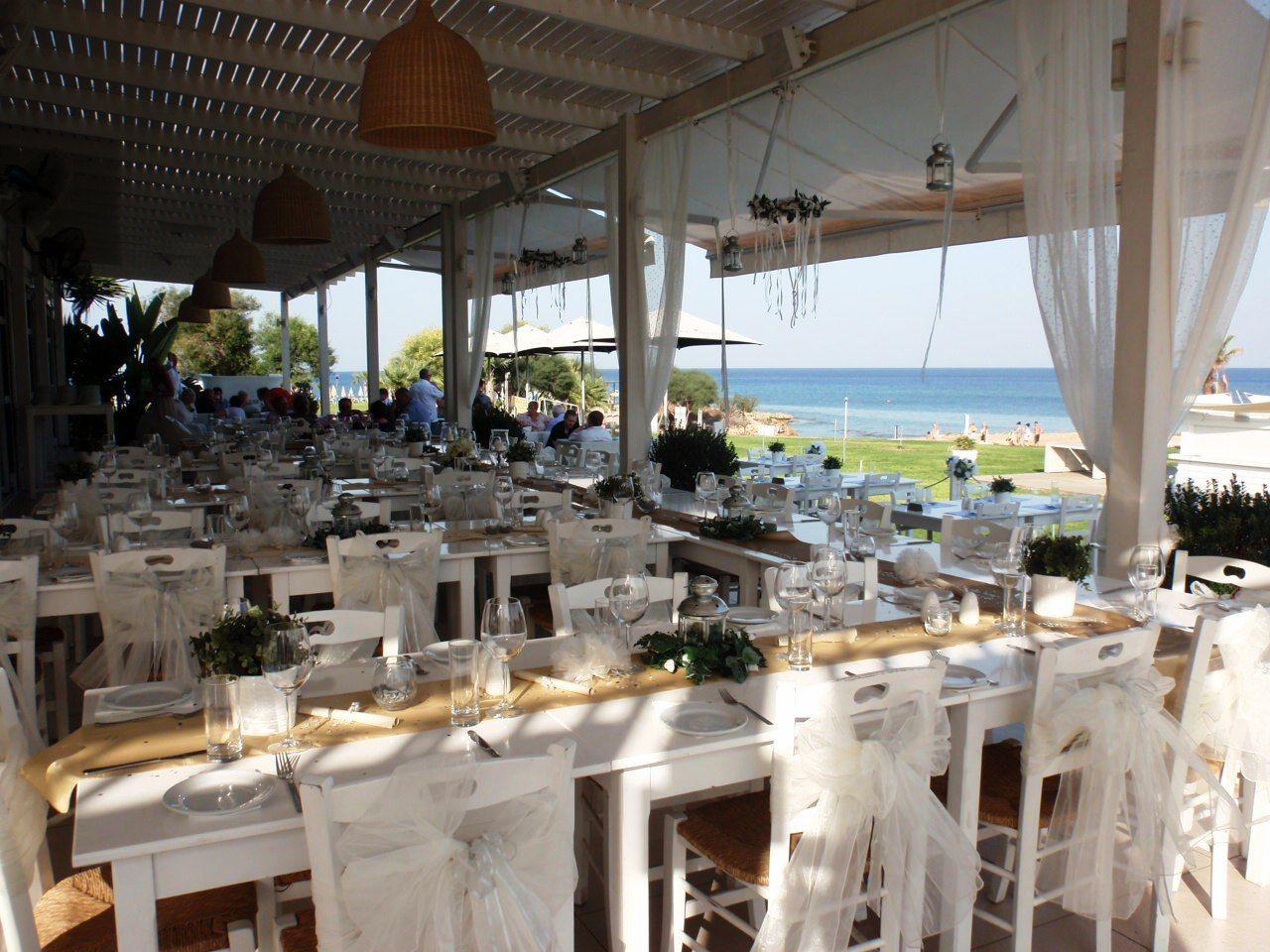 Wedding decor images  Alati Restaurant  Aphrodite Wedding Decor  Alati Restaurant