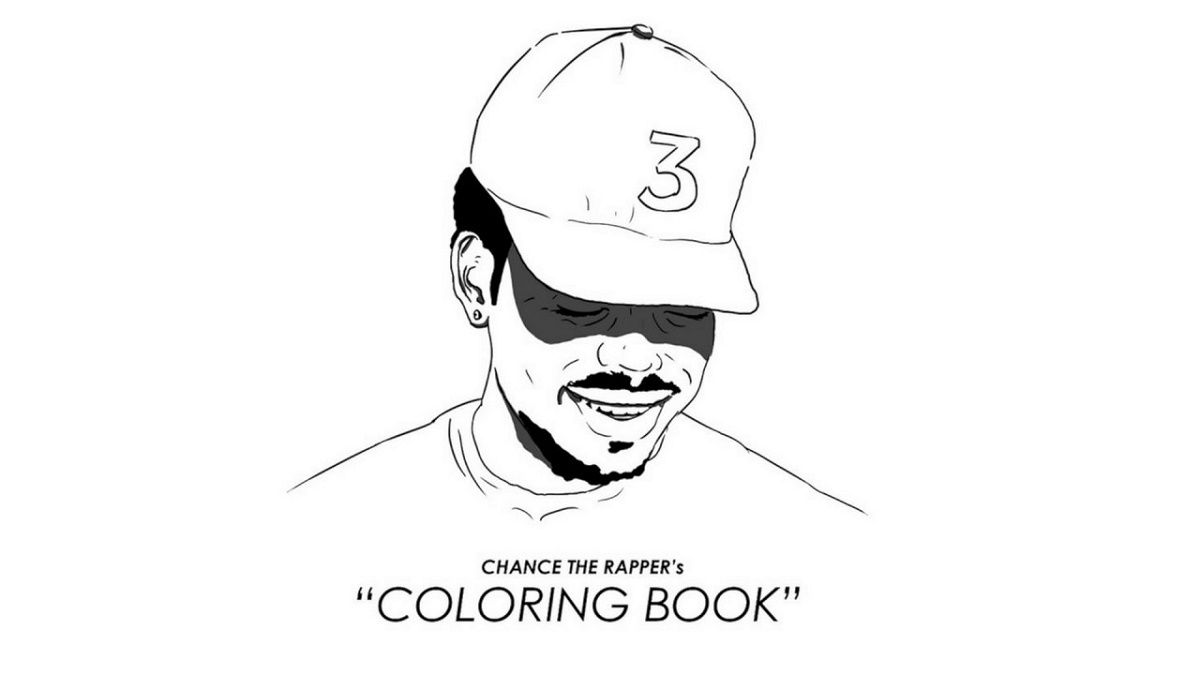 Chance The Rapper Coloring Book 2019 K5 Worksheets Coloring Books Coloring Book Album Chance The Rapper