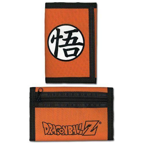 OFFICIAL Dragon Ball Z DBZ Goku Bifold Wallet NEW