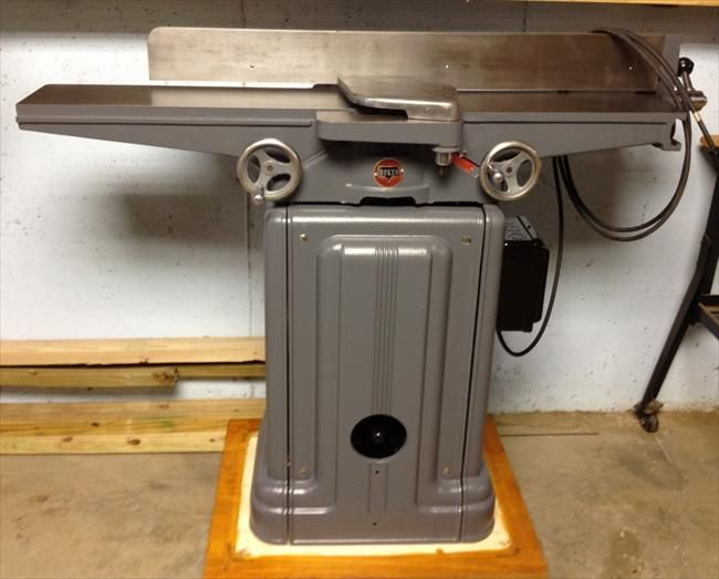 Rockwell Long Bed Jointer