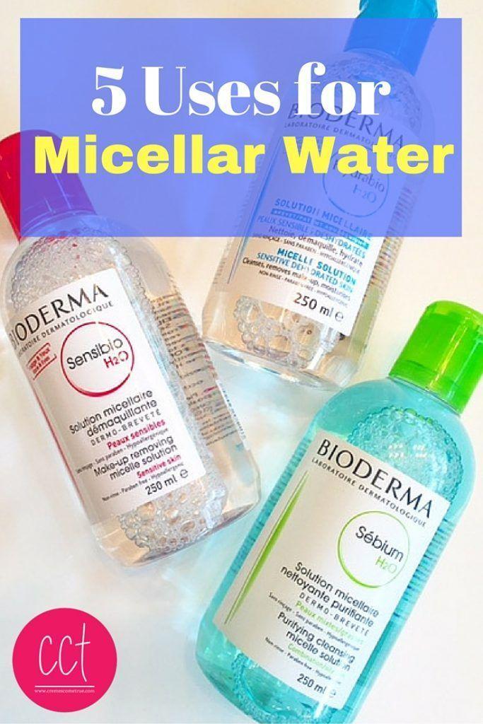 Bioderma Micellar Water Review Best skin care regimen
