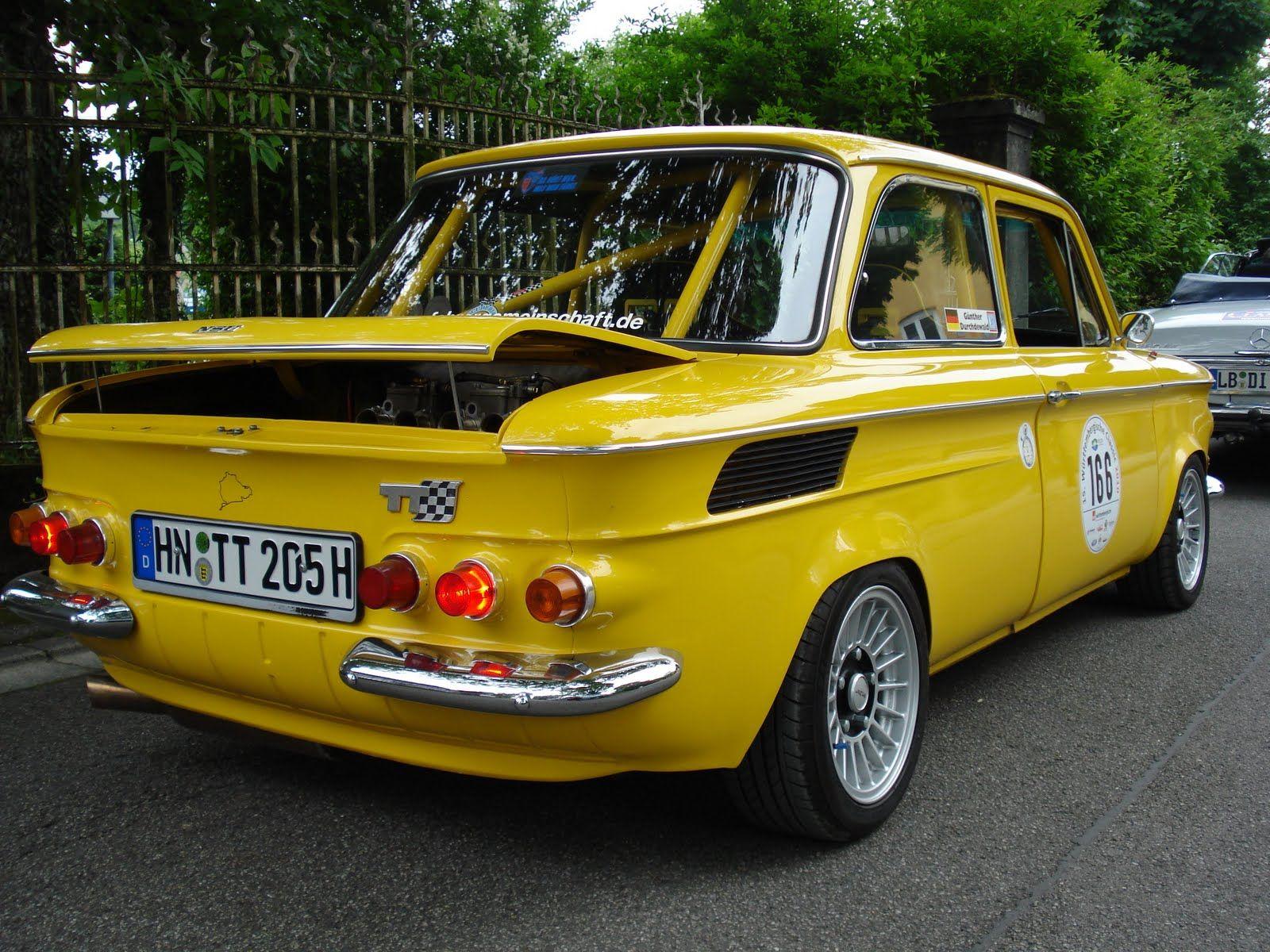 Nsu 1600 Prinz Tt Nsu Tt Pinterest Youngtimer Autos