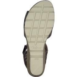 Photo of Gabor sandals 842 beige women GaborGabor