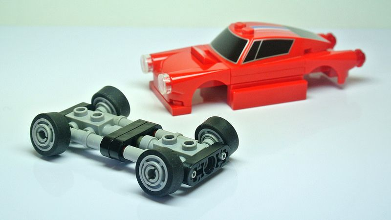 Drift Car With Negative Camber Drifting Cars Lego And Lego Vehicles