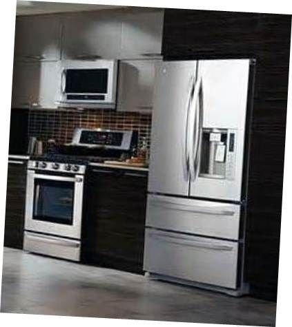 Best Modern Silver Kitchen Liance With Stainless Steel Material