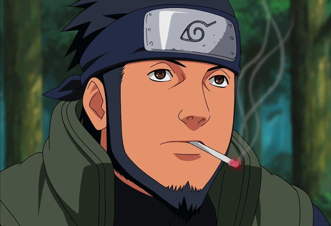 Image - Asuma Sarutobi.jpg | Naruto, Bleach, Korra, and Sonic Wiki ...