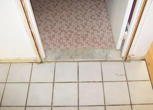Door Threshold For Tile Door Designs Plans