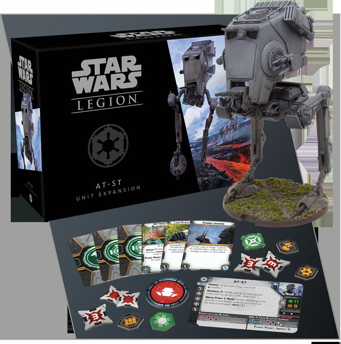 Star Wars Legion Fleet Troopers Unit Expansion Factory Sealed  Brand New FFG