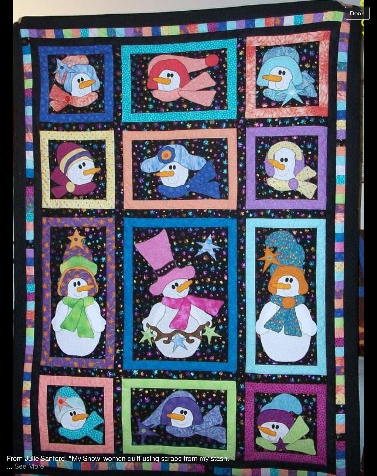 Pin von Lisa Wilson auf Quilting | Pinterest | Weihnachtsbäume ...