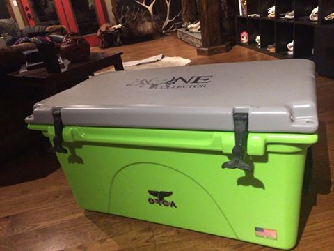 When It Comes To Keeping You Cool And Refreshed During The Hottest Summer Months Orca Coolers Does It Best Orcacoolers Orca Cooler Cooler Green And Grey
